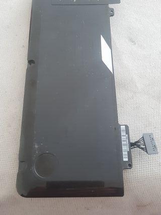 portatil ordenador batería MacBook a1322