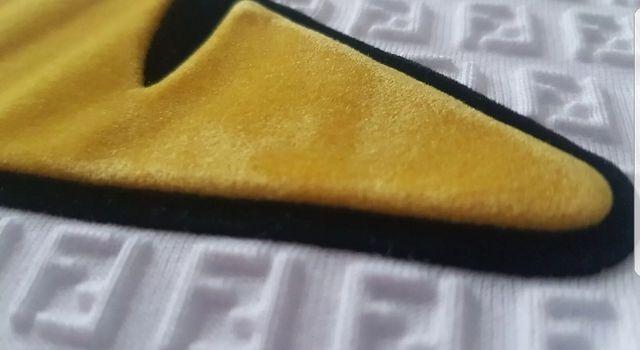 Fendi Roma Tshirt 3D Medium Size White