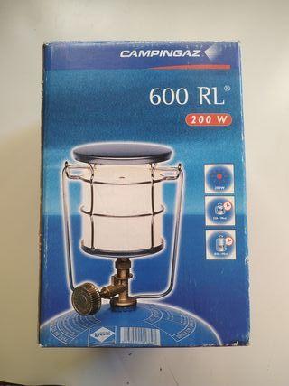 Lámpara de camping