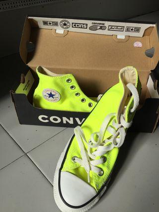 Converse All Star talla 36.5 (37 española)