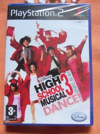 High School Musical 3 Dance PS2