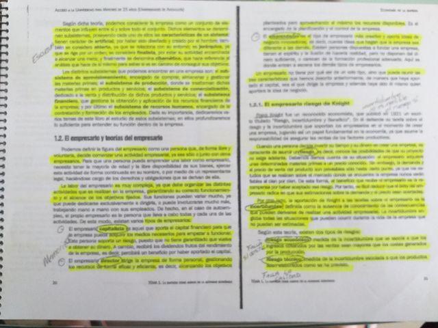 Libro prueba acceso a la Universidad