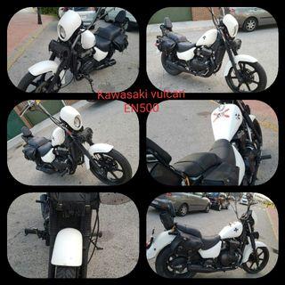 Kawasaki Vulcan EN500 Custom