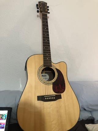 Guitarra electro acústica Baffin