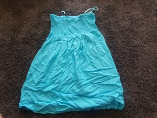 Falda-vestido Azul Triumph