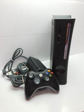 Consola Xbox 360 FAT HDMI 120Gb completa
