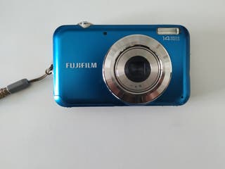 cámara de fotos digital Fujifilm