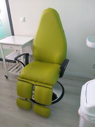 sillón podologia urge