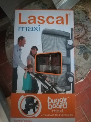 Patin para carro Buggy board Maxi Lascal