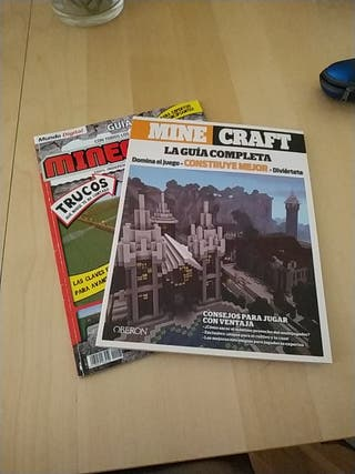 REVISTAS MINE CRAFT