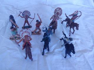 Indios y vaqueros Comansi