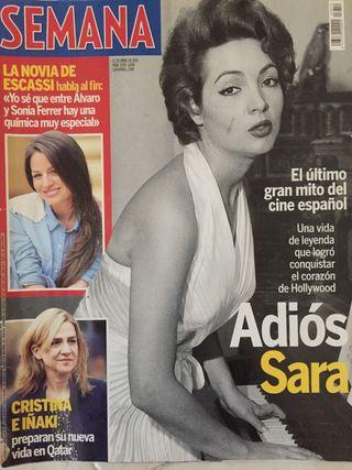 Revista Sara Montiel