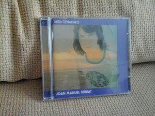 CD de JOAN MANUEL SERRAT