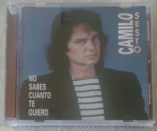 CD CAMILO SESTO (NO SABES CUANTO TE QUIERO) 1994