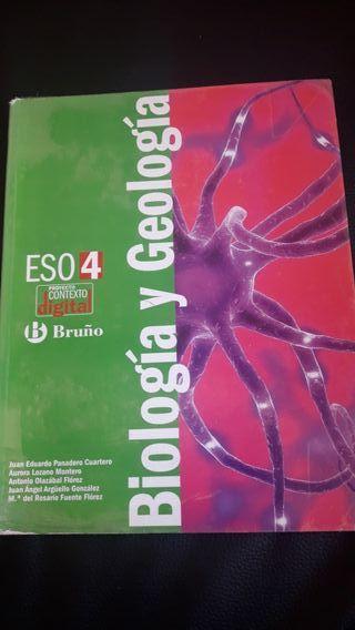 Biología y Geología 4° ESO.