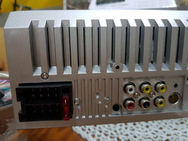 Radio Tactil Con Camara