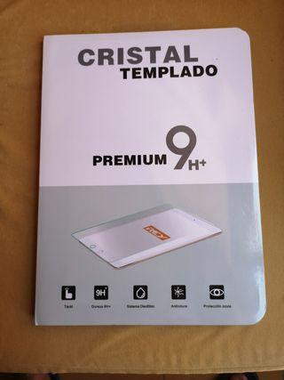 "tablet 10"" Cristal templado"