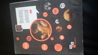 Pack Literatura Universal (práctica y teoría).