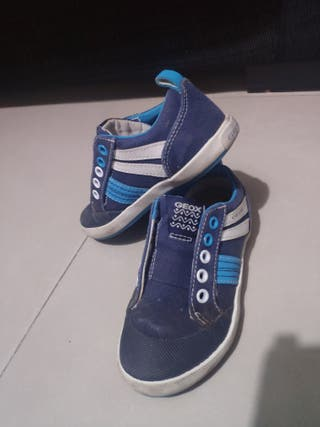 Zapatillas zapatos de niño talla 26 Geox