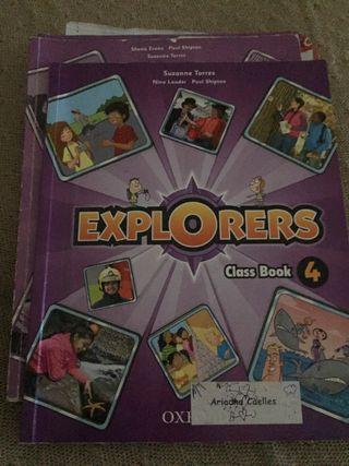 Libro inglés cuarto ISBN9780194509978