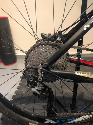 bicicleta mtb Carbono Xt-XTR 26 cube GTC