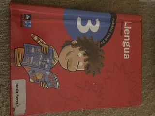 Libro lengua tercero ISBN9788441221086