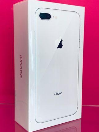 IPHONE 8 PLUS 256GB SILVER *PRECINTADO*