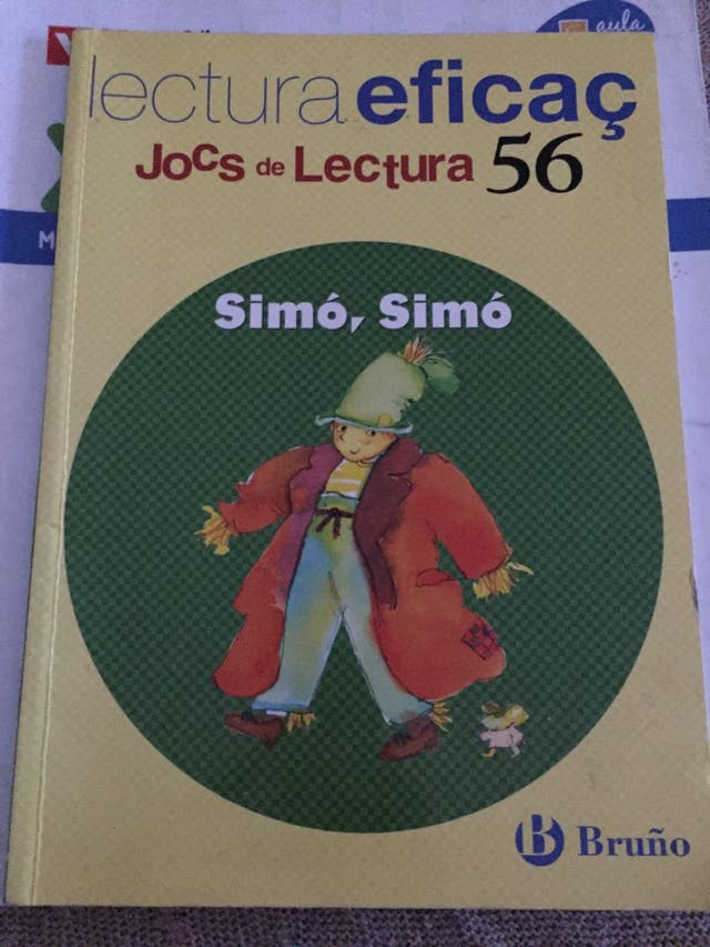 Libro lectura cuarto ISBN9788421660546