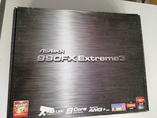 Placa Base ASROCK 990FX Extreme 3