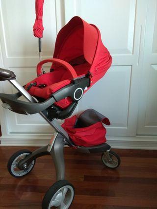 Stokke carrito-silla-maxicosi