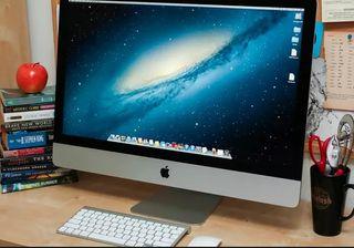 Apple Imac 27¨ Modelo finales 2013, comprado 2015