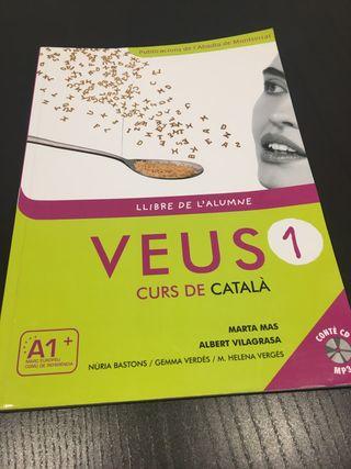 Veus 1 curs de català