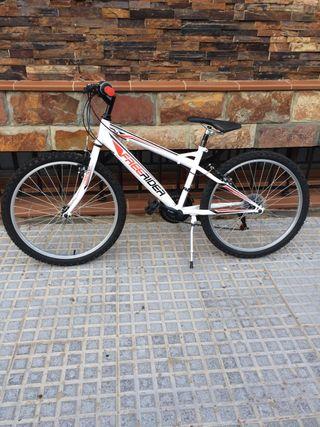 Bicicleta de montaña de 24pulgada