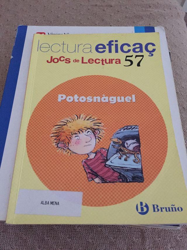 Libro lectura sexto ISBN9788421658970