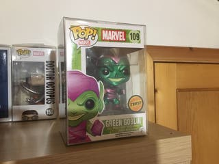 Funko Pop! Green Goblin Metallic Chase