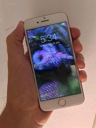 iphone 7 libre 256gb RED