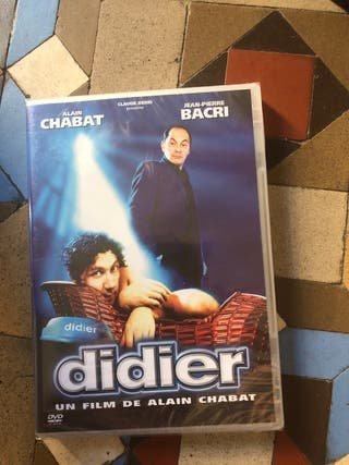 Película francesa DIDIER