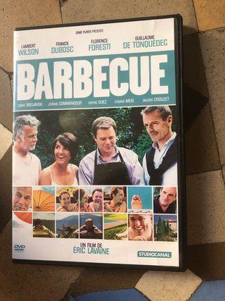 Película francesa BARBECUE