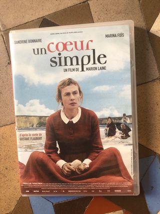 Película francesa 'un coeur simple'