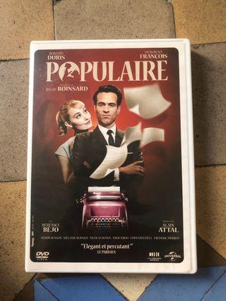 Película francesa 'POPULAIRE'
