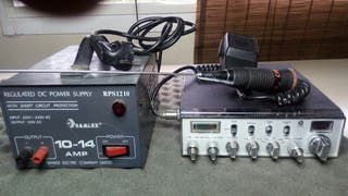 emisor-rececptor de radiofrecuencia