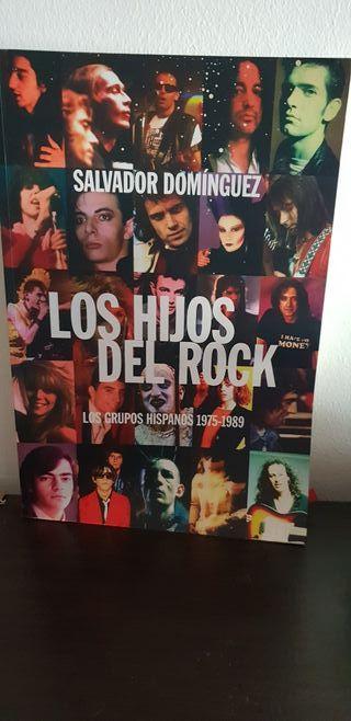 LIBRO GRANDE LIMITADO:LOS HIJOS DEL ROCK
