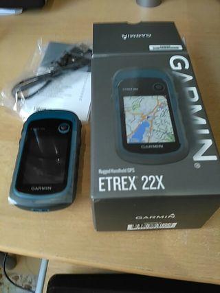 Gps Etrex 22x Garmin- NUEVO!