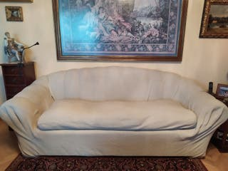 Sofa de 3 plazas y sofa de 2 plazas.