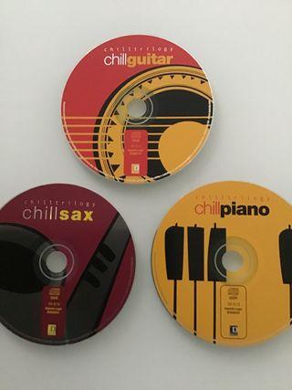 Chilltrilogy Sax, Guitar, Piano