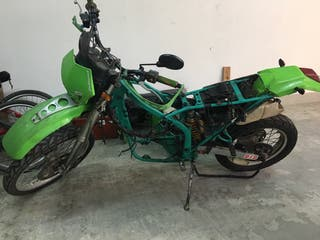 Kawasaki KLX650 DESPIECE COMPLETO