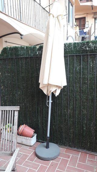 Parasol Ikea KARLSÖ + base