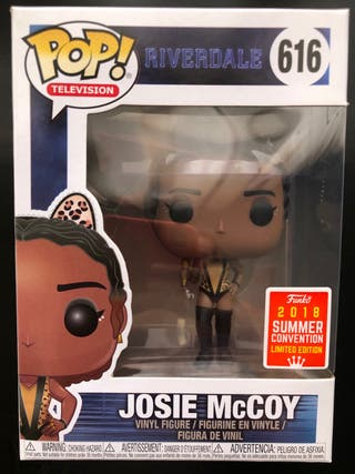 Funko Pop Josie McCoy