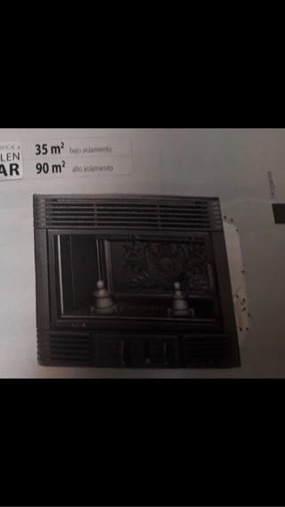 Cassette Chimenea