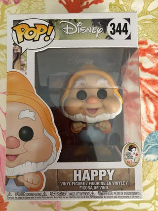 Funko Pop Happy